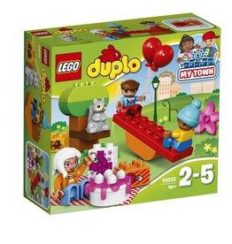 LEGO DUPLO  LEGO DUPLO 10832 - Verjaardagspicknick