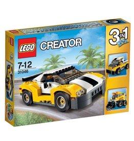 LEGO LEGO Creator 31046 - Snelle Wagen