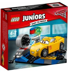 LEGO LEGO Juniors 10731 - Cruz Ramirez Race-Simulator