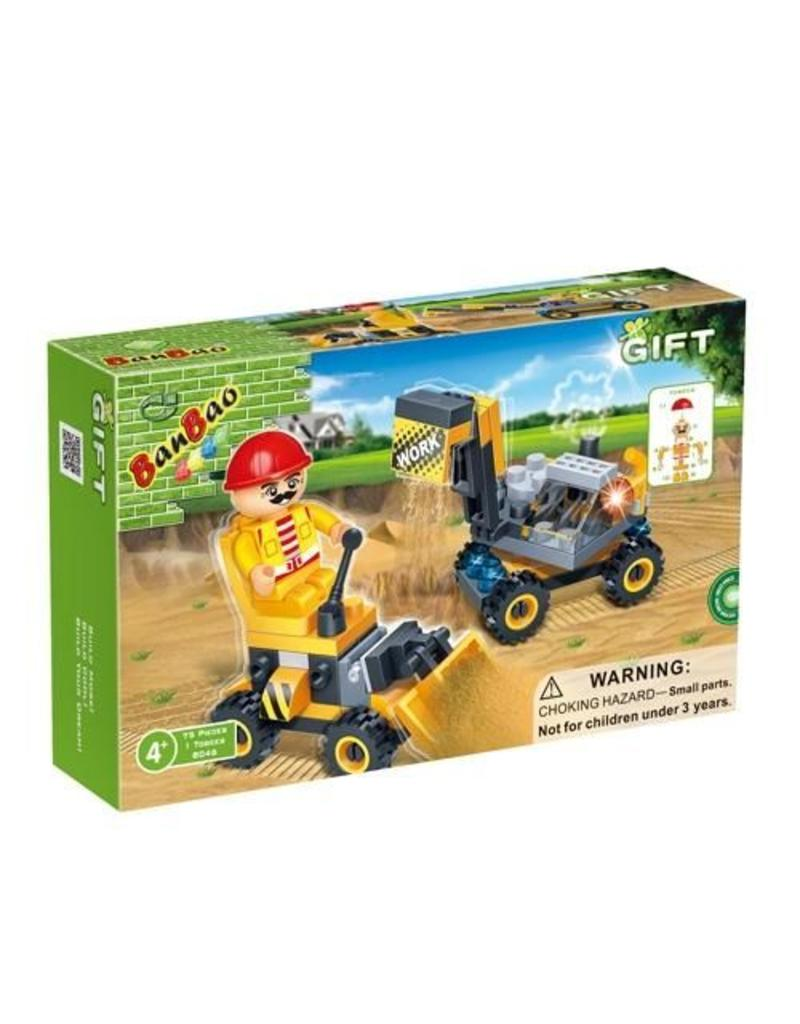 BanBao 8046 - Bulldozer