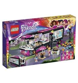 LEGO LEGO Friends 41106 - Popster Toerbus