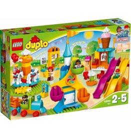 LEGO DUPLO  LEGO DUPLO 10840 - Grote kermis