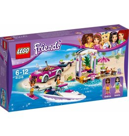 LEGO LEGO Friends 41316 - Andreas Speedboottransport