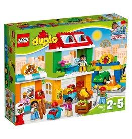 LEGO DUPLO  LEGO DUPLO 10836 - Stadsplein