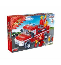 BanBao 8299 - Grote Brandweertruck
