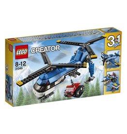 LEGO LEGO Creator 31049 - Dubbel Rotor Helikopter