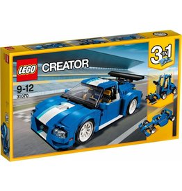 LEGO LEGO Creator 31070 - Turbo baanracer