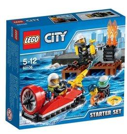 LEGO LEGO City 60106 - Brandweer Starterset