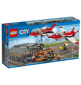 LEGO LEGO City 60103 - Vliegveld Luchtvaartshow