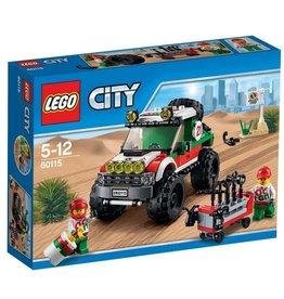 LEGO LEGO City 60115 - 4 x 4 Voertuig