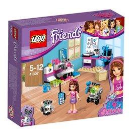 LEGO LEGO Friends 41307 - Olivia´s Laboratorium