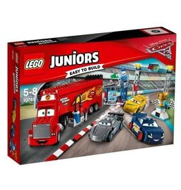 LEGO LEGO Juniors 10745 - Disney Cars Florida 500 Final Race