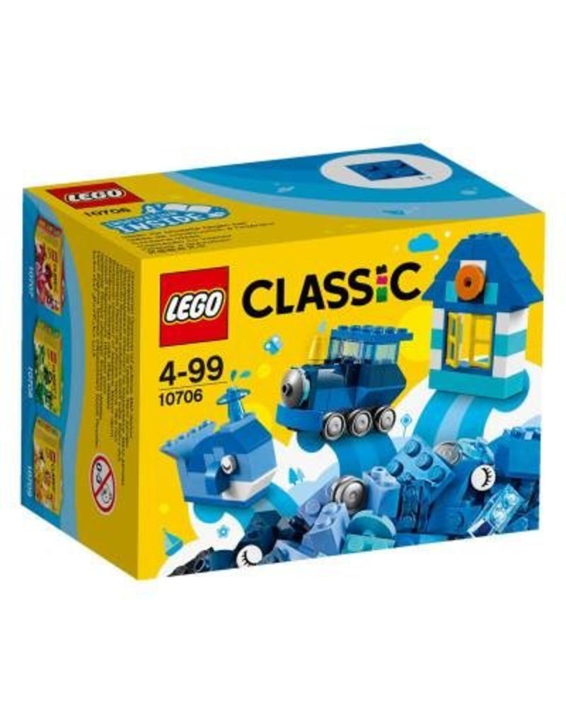 LEGO LEGO Classic 10706 - Blauwe Creatieve Doos
