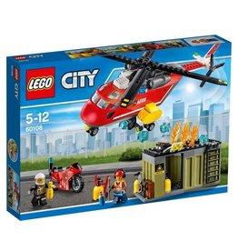 LEGO LEGO City 60108 - Brandweer Inzetgroep