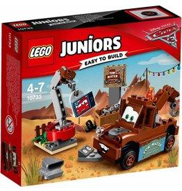LEGO LEGO Juniors 10733 - Takels Sloopterrein