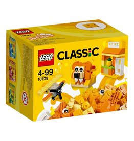 LEGO LEGO Classic 10709 - Oranje Creatieve Doos