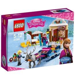 LEGO LEGO Disney Princess 41066 - Slee Avontuur met Anna en Kristoff