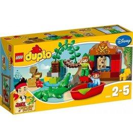 LEGO DUPLO  LEGO DUPLO 10526 - Peter Pan op bezoek
