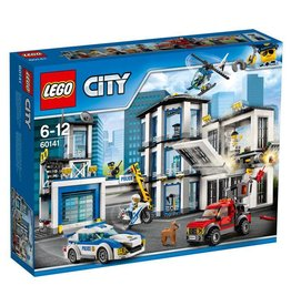 LEGO LEGO City 60141 - Politiebureau