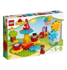 LEGO DUPLO  LEGO DUPLO 10845 - Mijn eerste draaimolen