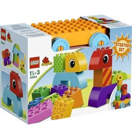 LEGO DUPLO  LEGO DUPLO 10554 - Peuter bouwen en rijden