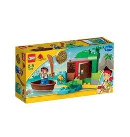 LEGO DUPLO  LEGO Duplo 10512 - Jake's schattenjacht