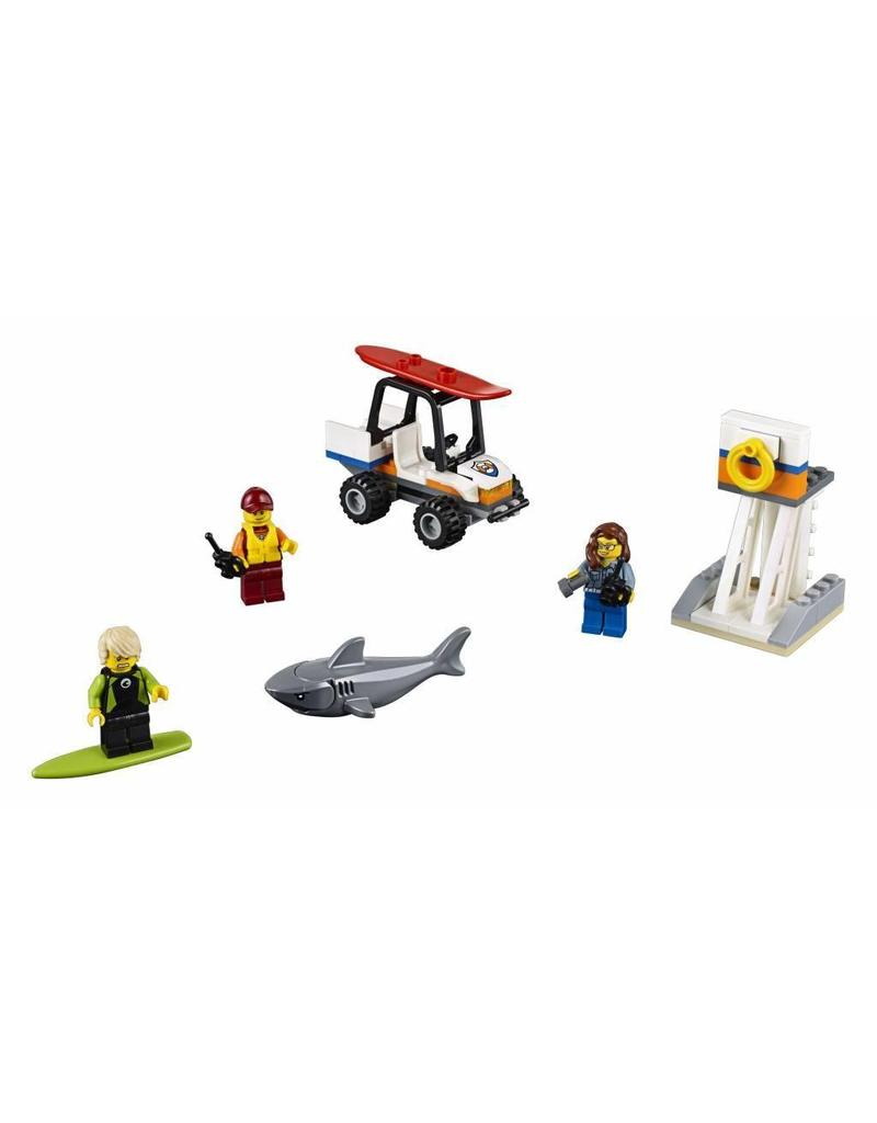 LEGO LEGO City 60163 - Kustwacht Startset