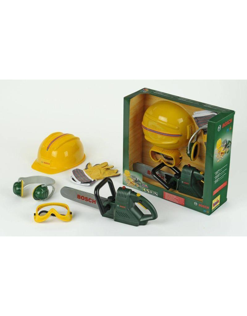 Bosch Mini Bosch Mini 8525 - Kettingzaag met accessoires