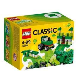 LEGO LEGO Classic 10708 - Groene Creatieve Doos