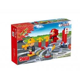 BanBao BanBao 8317 - Brandweermannen