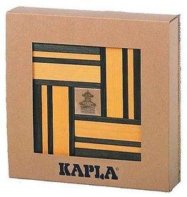 Kapla Kapla 40 geel en groene plankjes met boek