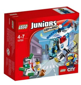LEGO LEGO Juniors 10720 - Politiehelikopter Achtervolging
