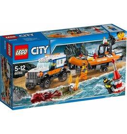 LEGO LEGO City 60165 - Reddingsvoertuig 4x4