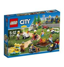 LEGO LEGO City 60134 - Plezier In Het Park Figurenset