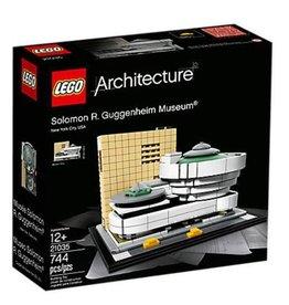 LEGO LEGO Architecture 21035 - Solomon. R. Guggenheim Museum