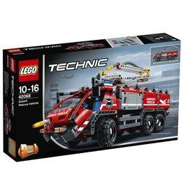 LEGO LEGO Technic 42068 - Vliegveld Reddingsvoertuig