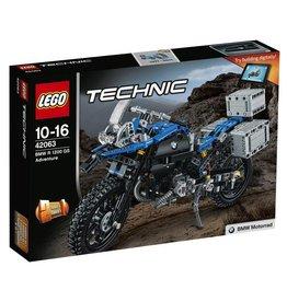 LEGO LEGO Technic 42063 - BMW R 1200 GS Adventure