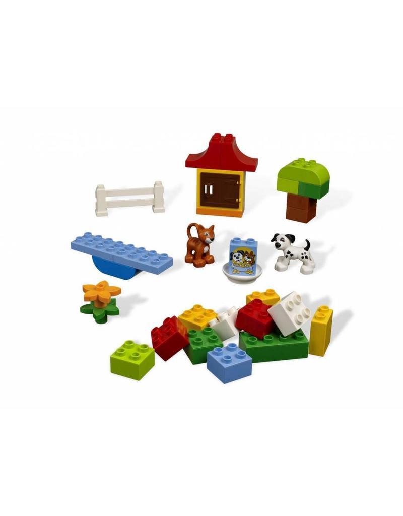 LEGO DUPLO  LEGO Duplo 4624 -  Groene opbergdoos