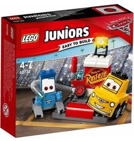 LEGO LEGO Juniors 10732 - Guido en Luigi's Pitstop