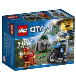LEGO LEGO City 60170 - Off Road Achtervolging
