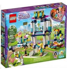 LEGO LEGO Friends 41338 - Stephanie's Sportstadion