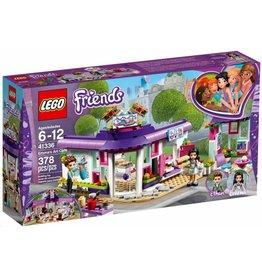 LEGO LEGO Friends 41336 - Emma's Kunstcafé