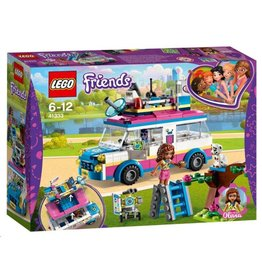 LEGO LEGO Friends 41333 - Olivia's Missievoertuig