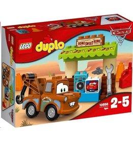 LEGO DUPLO  LEGO DUPLO 10856 - Cars Takels Schuur