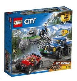 LEGO LEGO City 60172 - Modderweg Achtervolging