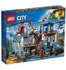 LEGO LEGO City 60174 - Politiekantoor op de berg