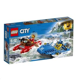 LEGO LEGO City 60176 - Wilde Rivierontsnapping