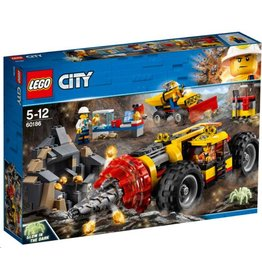 LEGO LEGO City 60186 - Zware Mijnbouwboor