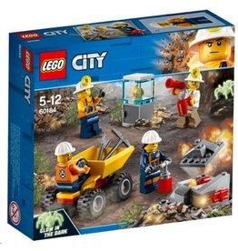 LEGO LEGO City 60184 - Mijnbouwteam