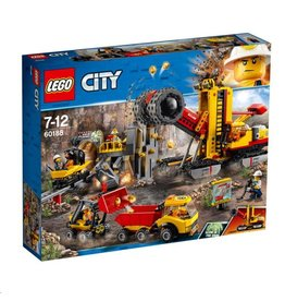 LEGO LEGO City 60188 - Mijnbouw Expert Locatie